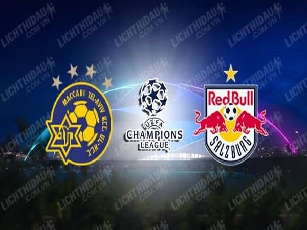 Soi kèo Maccabi Tel Aviv vs RB Salzburg 02h00, 23/09 - Cúp C1 châu Âu