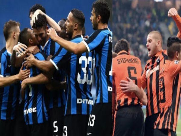 Soi kèo Shakhtar Donetsk vs Inter, 00h55 ngày 28/10 - Cup C1 châu Âu