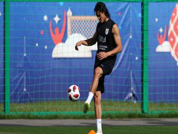 Tin bóng đá trưa 9/10: Cavani luyện tập cật lực chờ trận ra mắt M.U