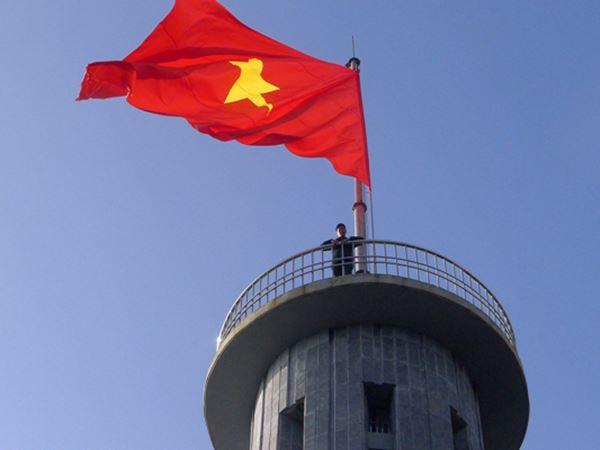Mơ thấy lá cờ điềm tốt hay xấu - Lá cờ là số mấy?