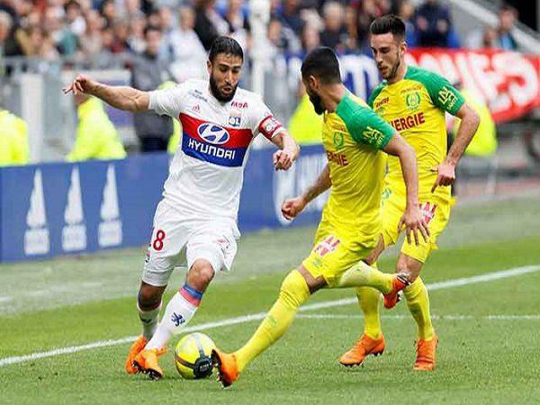 Soi kèo Lyon vs Nantes, 03h00 ngày 24/12 - Serie A