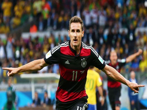 Top 5 cầu thủ ghi được nhiều bàn thắng nhất tại các kỳ World Cup