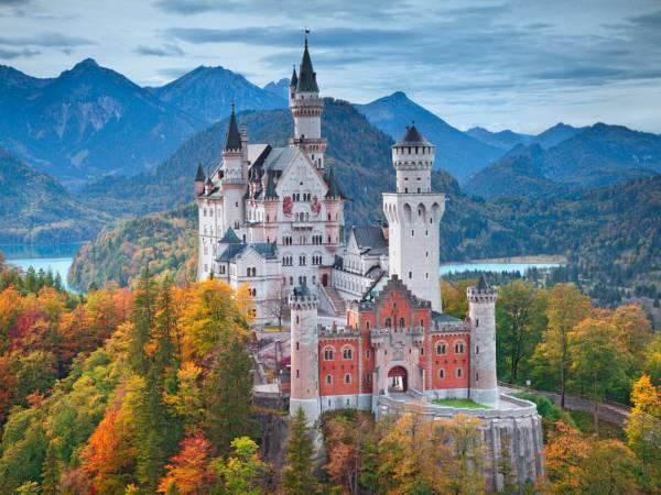 Nằm mơ thấy lâu đài có ý nghĩa gì thú vị