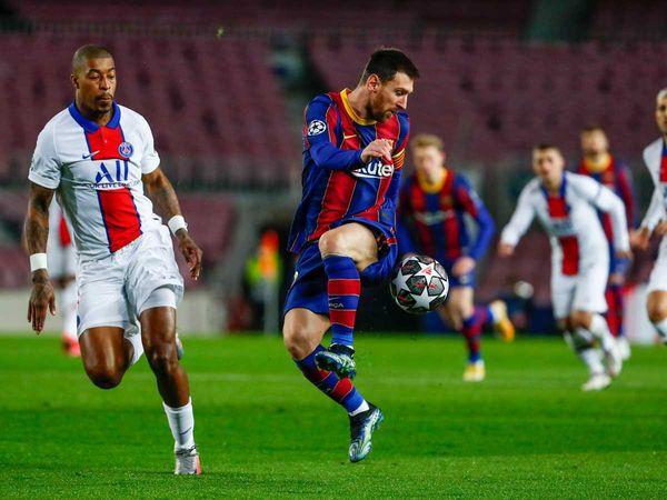 Tin bóng đá trưa 18/2: Messi như nói lời từ biệt Barca