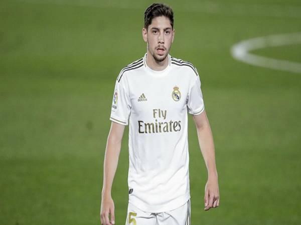 Tìm hiểu chi tiết về tiểu sử cầu thủ Federico Valverde