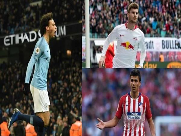 Top 5+ cầu thủ sinh năm 1996 đắt giá nhất 2021