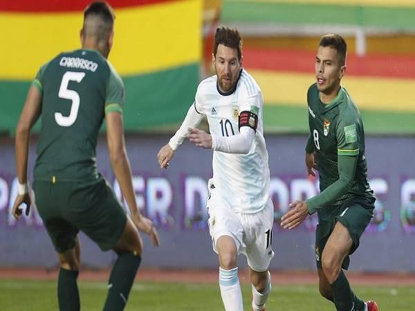 Dự đoán kèo Châu Á Argentina vs Bolivia (6h30 ngày 10/9)