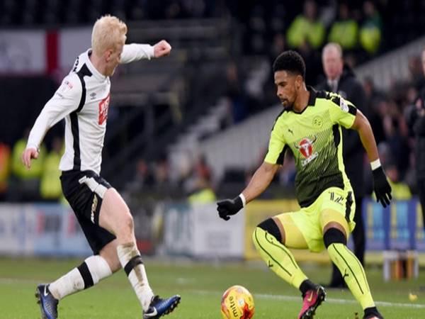 Dự đoán trận đấu Derby County vs Reading (1h45 ngày 30/9)