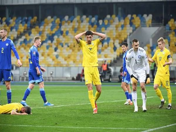 Nhận định bóng đá Kazakhstan vs Ukraine, 21h00 ngày 1/9