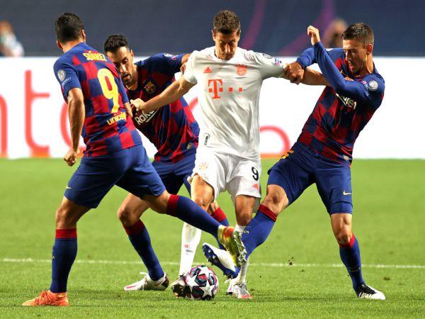 Soi kèo Barcelona vs Bayern, 02h00 ngày 15/9 - Cup C1 Châu Âu