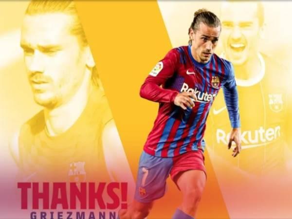 Tin thể thao 1/9: Barcelona đồng ý để Griezmann trở lại Atletico