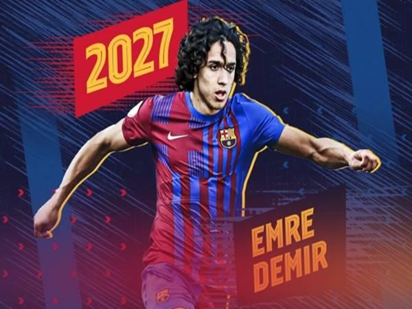 Tin Barca 1/10: Barcelona làm điều bất ngờ với sao trẻ 17 tuổi